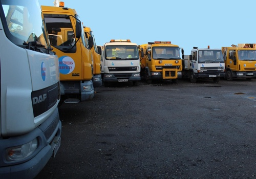 Southern Services Fleet